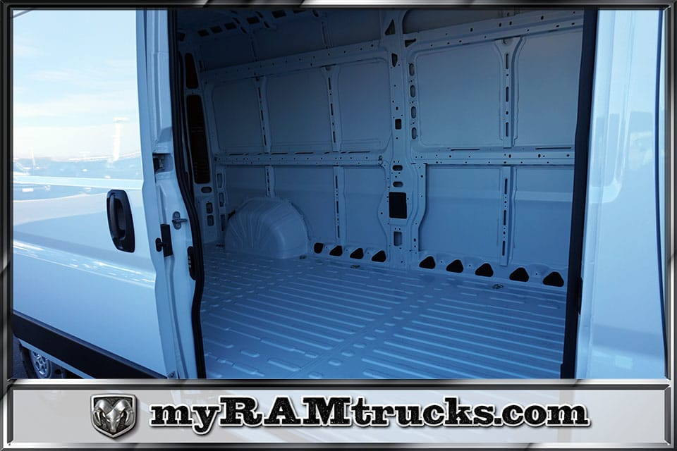 2019 ProMaster 2500 High Roof FWD,  Empty Cargo Van #9T6004 - photo 23