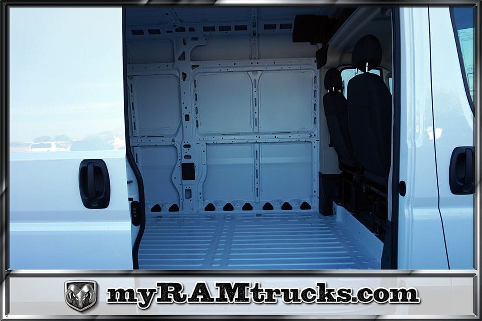 2019 ProMaster 2500 High Roof FWD,  Empty Cargo Van #9T6004 - photo 24
