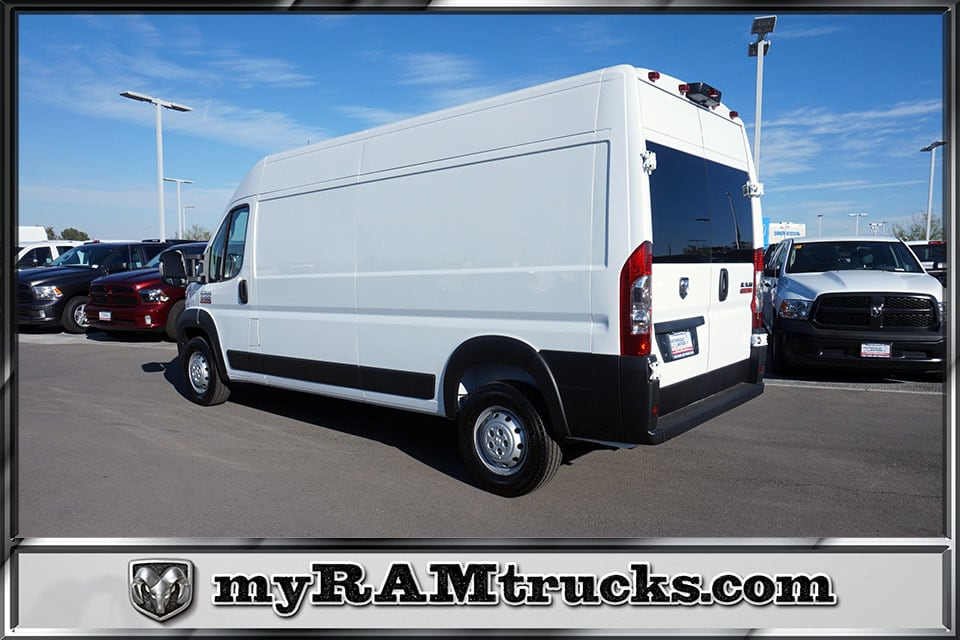 2019 ProMaster 2500 High Roof FWD,  Empty Cargo Van #9T6004 - photo 5