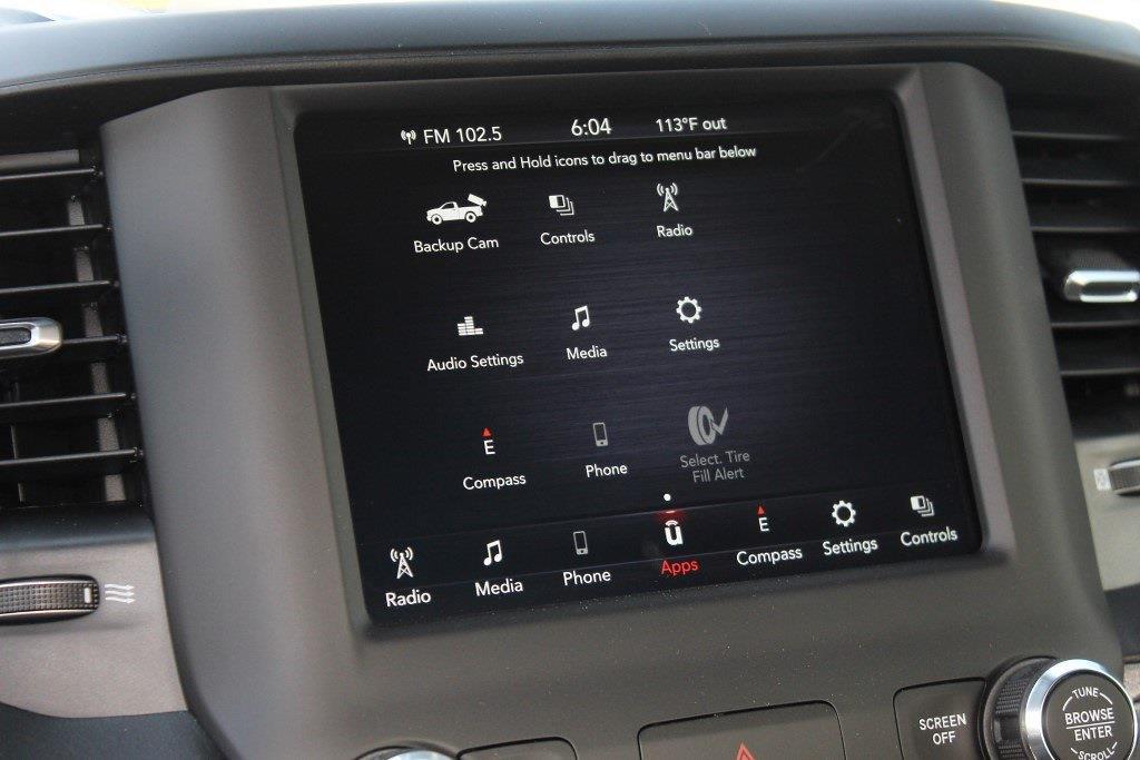2021 Ram 5500 Regular Cab DRW 4x4,  Cab Chassis #1U9059 - photo 14