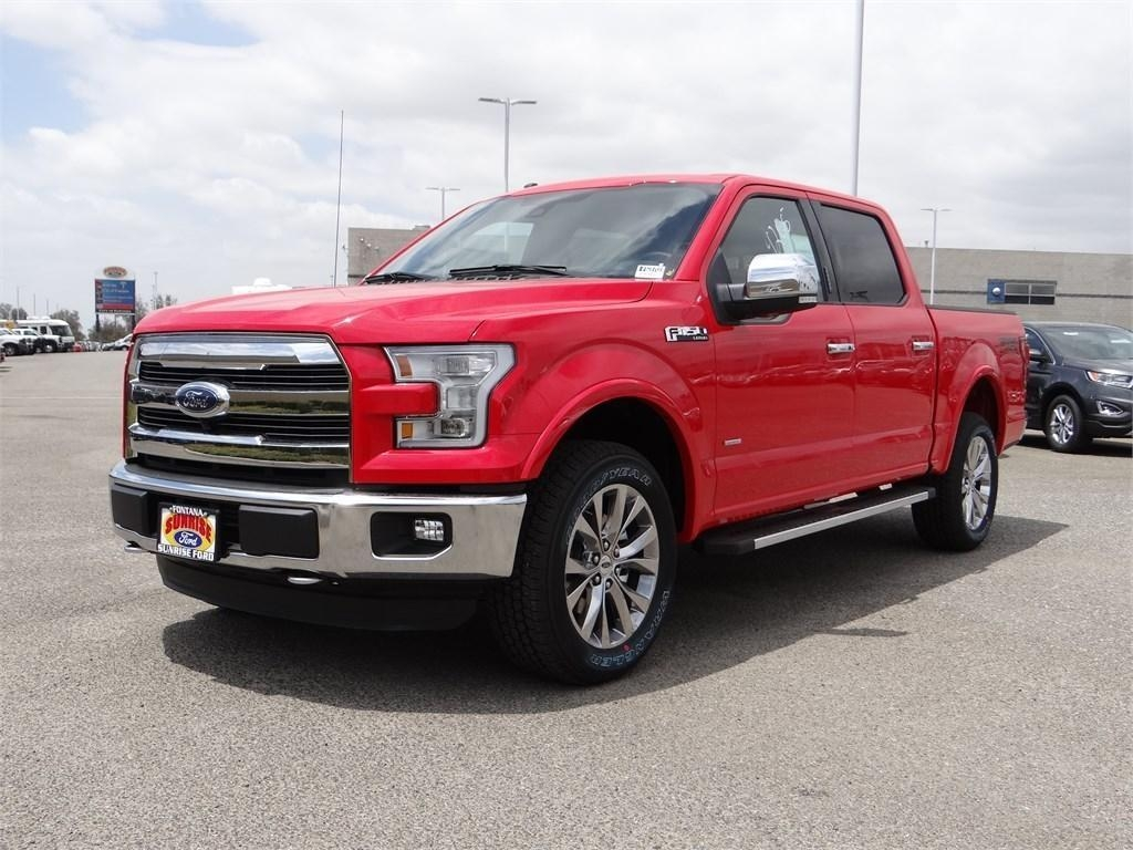 2016 F-150 SuperCrew Cab 4x4, Pickup #FG3703 - photo 1