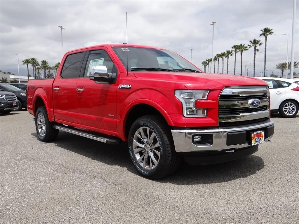 2016 F-150 SuperCrew Cab 4x4, Pickup #FG3703 - photo 6