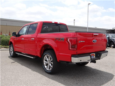 2016 F-150 SuperCrew Cab 4x4, Pickup #FG3703 - photo 2