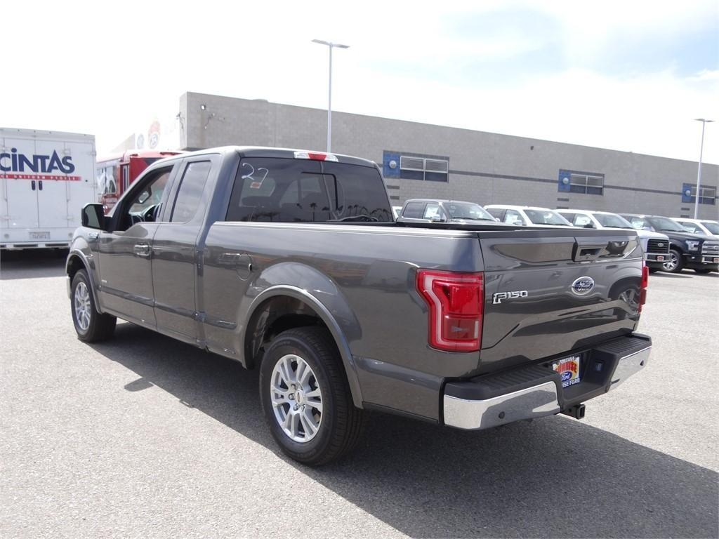2016 F-150 Super Cab, Pickup #FG4230 - photo 2