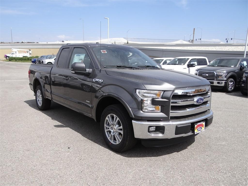 2016 F-150 Super Cab, Pickup #FG4230 - photo 6