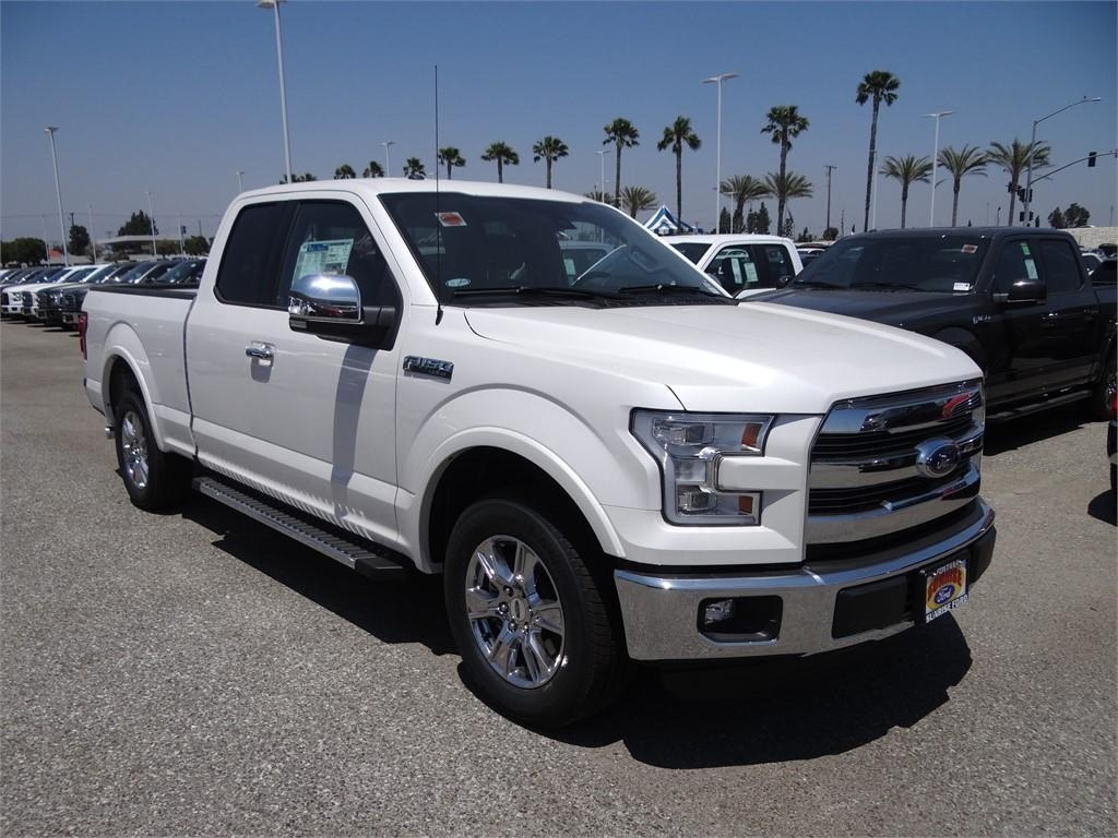 2016 F-150 Super Cab 4x2,  Pickup #FG4231 - photo 6