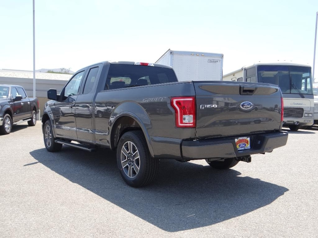 2016 F-150 Super Cab 4x2,  Pickup #FG5521 - photo 2