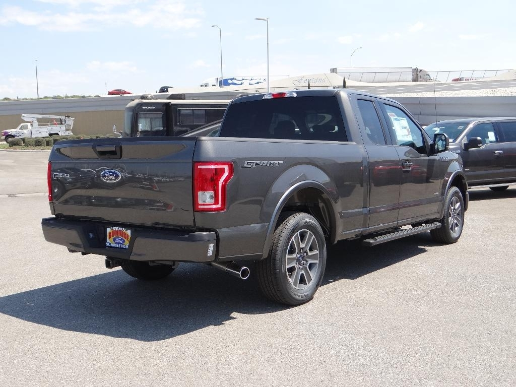 2016 F-150 Super Cab,  Pickup #FG5521 - photo 4