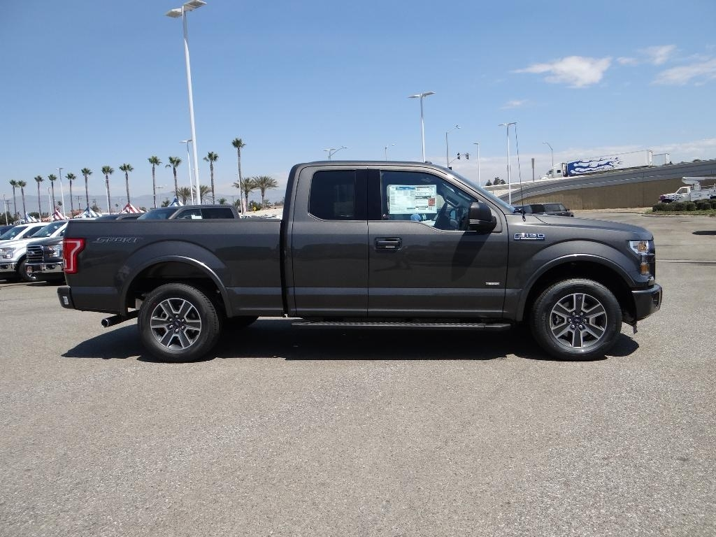 2016 F-150 Super Cab, Pickup #FG5521 - photo 5
