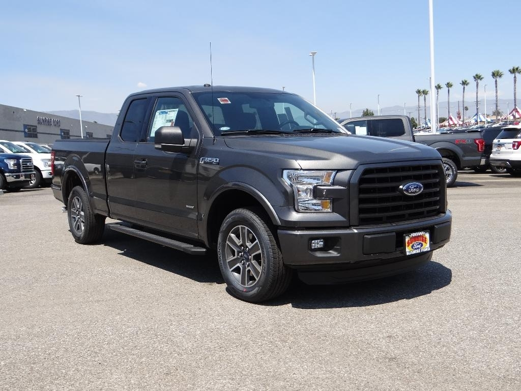 2016 F-150 Super Cab, Pickup #FG5521 - photo 6