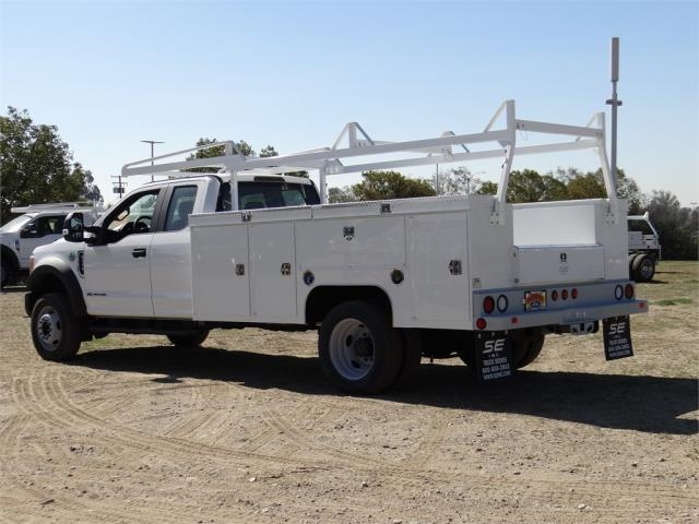 2017 F-550 Super Cab DRW, Scelzi Service Body #FH2877 - photo 2