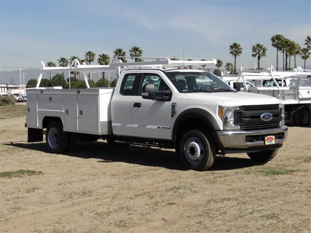 2017 F-550 Super Cab DRW, Scelzi Service Body #FH2877 - photo 6