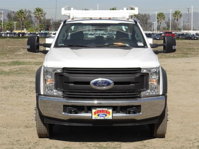 2017 F-550 Super Cab DRW, Scelzi Signature Service Service Body #FH2877 - photo 7