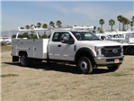 2017 F-550 Super Cab DRW, Scelzi Signature Service Service Body #FH2877 - photo 6