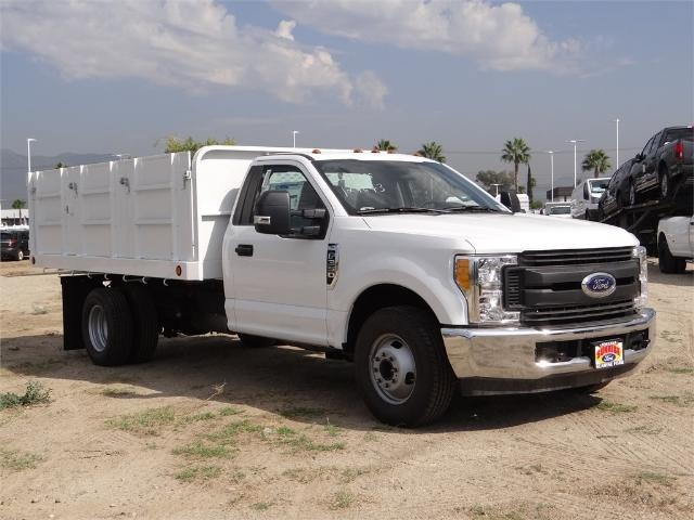 2017 F-350 Regular Cab DRW, Scelzi Landscape Dump #FH4212 - photo 7