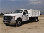 2017 F-350 Regular Cab DRW, Scelzi Landscape Dump #FH4212 - photo 1