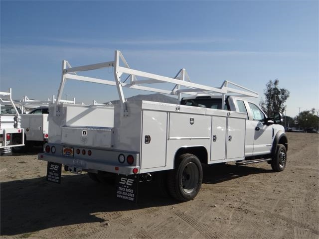 2017 F-550 Super Cab DRW, Scelzi Signature Service Service Body #FH4222 - photo 4