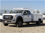 2017 F-550 Super Cab DRW, Scelzi Service Body #FH4222 - photo 1