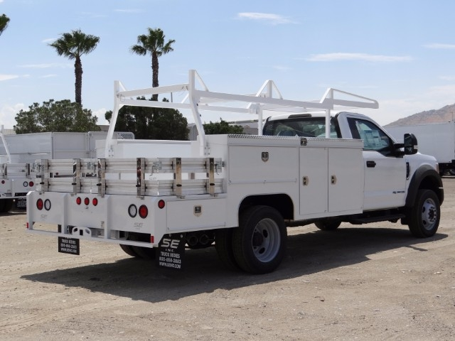 2017 F-550 Regular Cab DRW, Scelzi Combo Body #FH4253 - photo 4