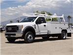 2017 F-550 Regular Cab DRW, Scelzi Combo Body #FH4253 - photo 1