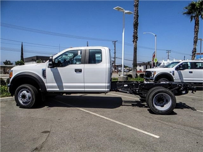 2017 F-450 Super Cab DRW 4x2,  Cab Chassis #FH4531DT - photo 3
