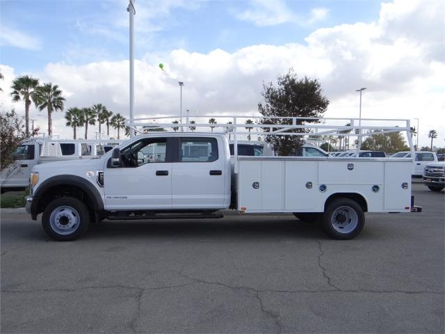 2017 F-550 Crew Cab DRW,  Harbor Service Body #FH5918 - photo 3