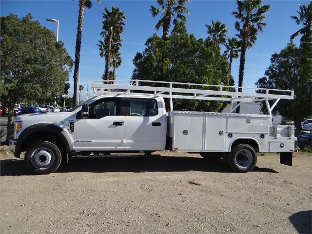 2017 F-550 Crew Cab DRW,  Harbor Combo Body #FH5953 - photo 3