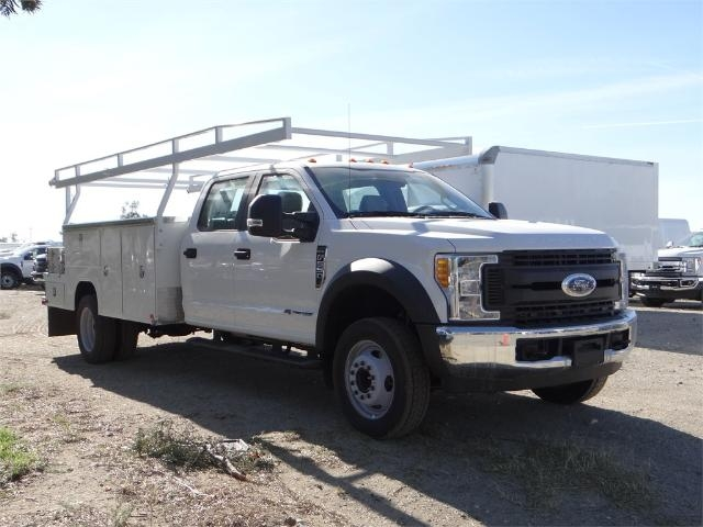 2017 F-550 Crew Cab DRW,  Harbor Combo Body #FH5953 - photo 6