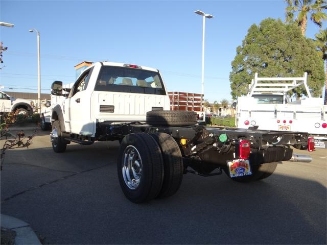 2017 F-450 Regular Cab DRW, Cab Chassis #FH6016 - photo 2