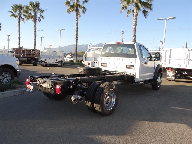2017 F-450 Regular Cab DRW, Cab Chassis #FH6016 - photo 4