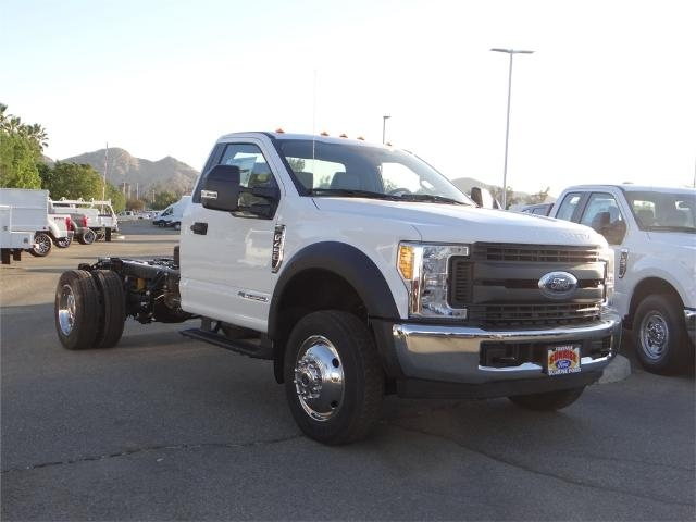 2017 F-450 Regular Cab DRW, Cab Chassis #FH6016 - photo 6