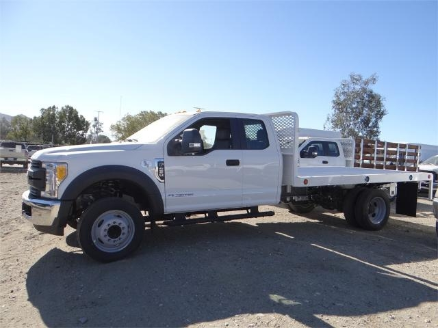 2017 F-450 Super Cab DRW, Scelzi Flatbed #FH6264 - photo 3