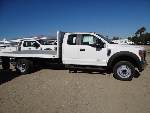 2017 F-450 Super Cab DRW, Scelzi Flatbed #FH6264 - photo 5