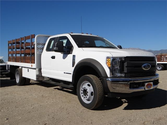2017 F-450 Super Cab DRW, Scelzi Stake Bed #FH6270 - photo 6