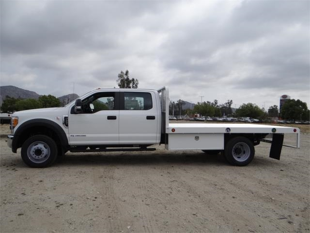 2017 F-550 Crew Cab DRW, Scelzi Stake Bed #FH6290 - photo 3