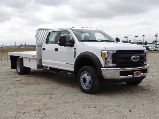2017 F-550 Crew Cab DRW, Scelzi Stake Bed #FH6290 - photo 6