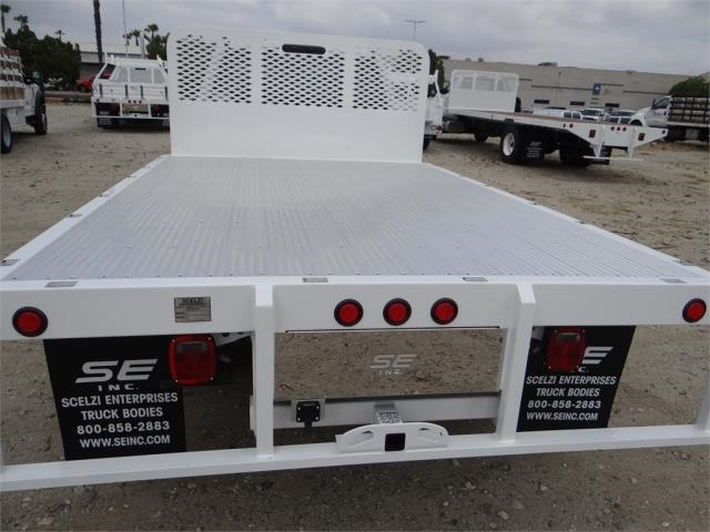 2017 F-550 Crew Cab DRW, Scelzi Stake Bed #FH6290 - photo 9
