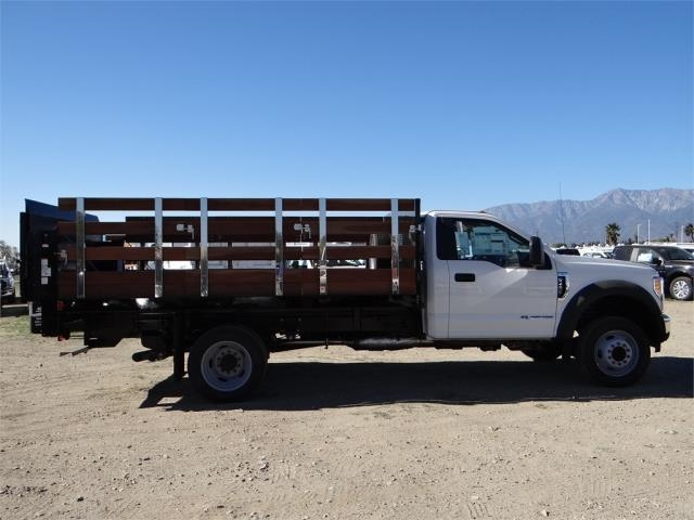 2017 F-450 Regular Cab DRW, Harbor Stake Bed #FH6299 - photo 5