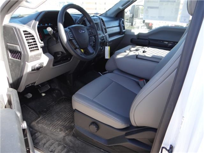 2017 F-450 Regular Cab DRW, Harbor Black Boss Stakebed Stake Bed #FH6299 - photo 7