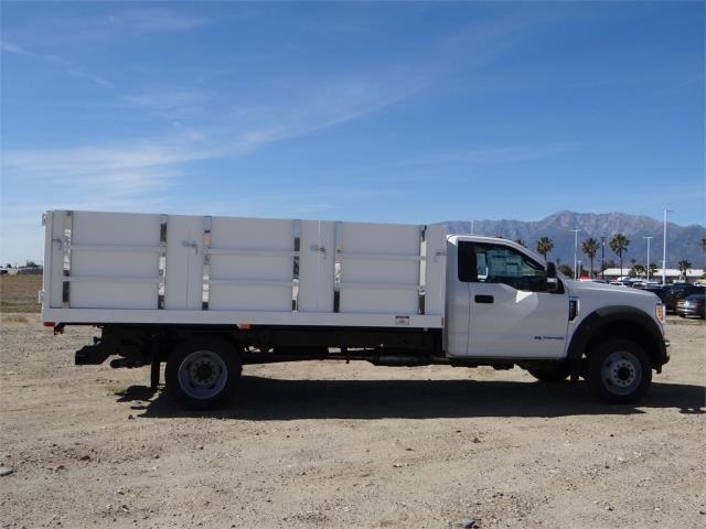 2017 F-550 Regular Cab DRW, Harbor Landscape Dump #FH6300 - photo 5