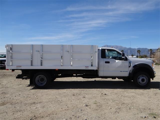 2017 F-550 Regular Cab DRW, Harbor Landscape Dump #FH6301 - photo 5