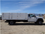 2017 F-550 Regular Cab DRW 4x2,  Harbor Master Landscape Dump #FH6301 - photo 5