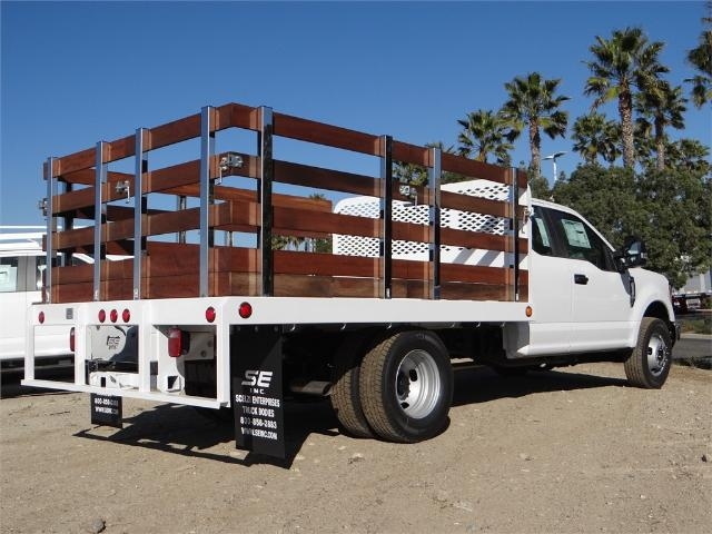 2017 F-350 Super Cab DRW,  Scelzi Stake Bed #FH6303 - photo 4