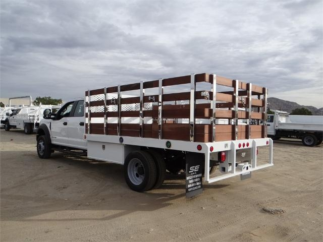 2017 F-450 Crew Cab DRW, Scelzi Stake Bed #FH6312 - photo 2