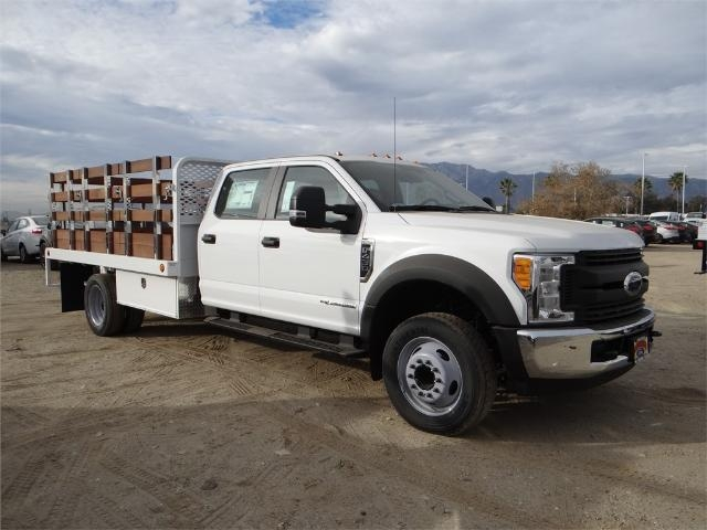 2017 F-450 Crew Cab DRW, Scelzi Stake Bed #FH6312 - photo 6