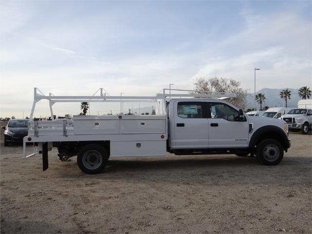 2017 F-550 Crew Cab DRW, Scelzi Contractor Flatbed Contractor Body #FH6316 - photo 5