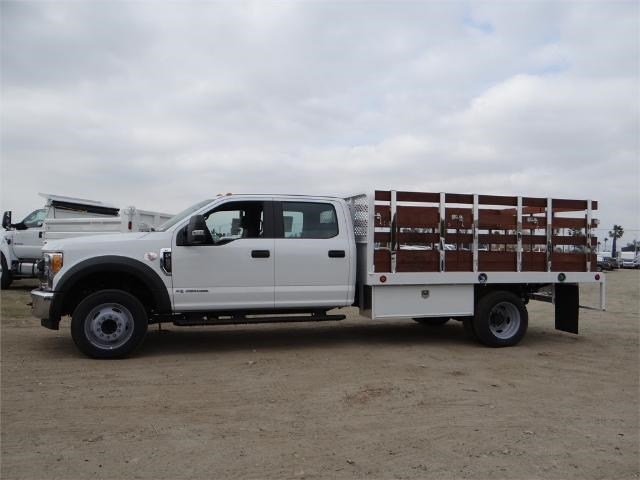 2017 F-450 Crew Cab DRW, Scelzi Stake Bed #FH6370 - photo 3