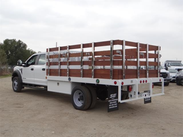 2017 F-450 Crew Cab DRW, Scelzi Stake Bed #FH6370 - photo 2