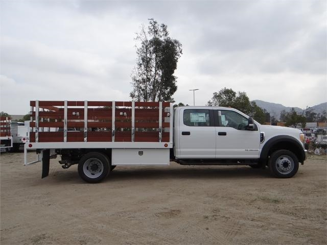 2017 F-450 Crew Cab DRW, Scelzi Stake Bed #FH6370 - photo 5