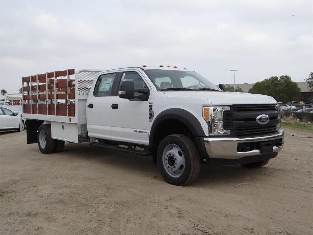 2017 F-450 Crew Cab DRW, Scelzi Stake Bed #FH6370 - photo 6